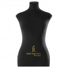 Манекен портновский Кристина, комплект Стандарт, размер 44, Черный