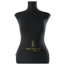 Манекен портновский Кристина, комплект Стандарт, размер 46, Черный