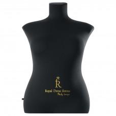 Манекен портновский Кристина, комплект Стандарт, размер 54, Черный