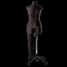 Нога черная для манекена Моника, размер 44