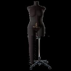Нога черная для манекена Моника, размер 48