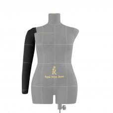 Правая рука для манекена Моника, черная, размер 50-52