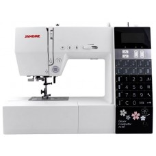 Швейная машина Janome Decor Сomputer 7100 (7100 DC)