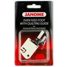 Лапка шагающая с направителем для швейных машин (горизонтальный челнок)(7мм) Janome 200311003