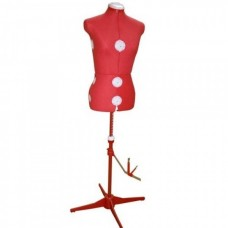 Манекен SIERA (42-50) женский (красный) Mod.150