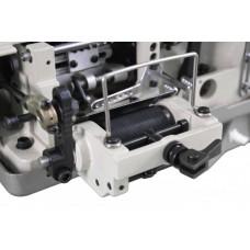 12-и игольная швейная машина цепного стежка с задним пуллером JATI JT-1412PMD