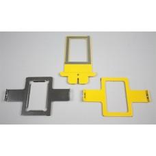 17126 Рамка малая для вышивки на сложных материалах, 6.3 x 10.1см.