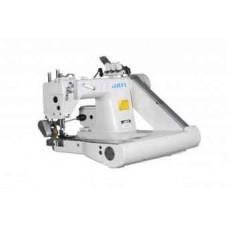 3- х Игольная швейная машина цепного стежка с п-образной платформой, шов в замок JATI JT-928-3-PS (комплект)