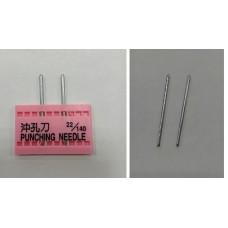 Boring needle device. Боринговая игла - устройство для пробивки отверстий (Ришелье)