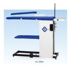 DL-1900A консольный утюжильный стол с рукавом