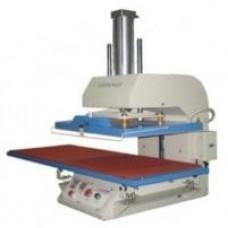 DL-46B Пресс трансферный для термопечати пневматическим управлением и увеличенным подвижным столом