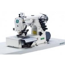 Двухигольная (6,4 мм) машина  для шлевки  ZOJE ZJ2479A-064M-VF