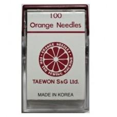 Игла Organ Needles DCx27 (Bx27 / MY 1023) № 110/18