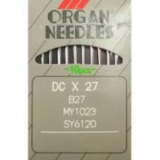Игла Organ Needles DCx27 SUK (Bx27 / MY 1023 SUK) № 65/9