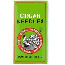 Игла Organ Needles TQx1 № 120/19