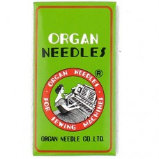 Игла Organ Needles TQx1 № 80/12