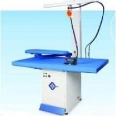 Johnson DL-1218 Прямоугольный утюжильный стол для влажно-тепловой обработки (ВТО) деталей, полуфабрикатов и готовых швейных изделий