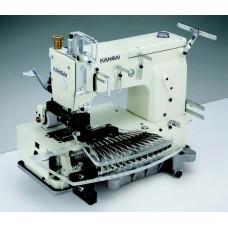 """Kansai Special DFB-1412PTV 1/4"""" Промышленная многоигольная швейная машина (комплект)"""