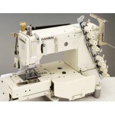 Kansai Special FX-4412PMD 3/16 Промышленная многоигольная швейная машина (комплект)