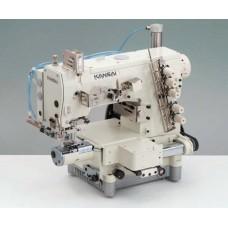 """Kansai Special NС-1103A-UTА 7/32""""  Промышленная плоскошовная швейная машина с цилиндрической платформой КОМЛЕКТ"""