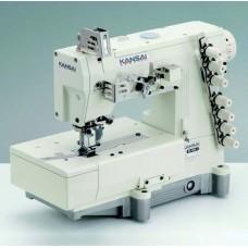 Kansai Special WX-8842-1 Промышленная плоскошовная швейная машина с плоской платформой (голова)