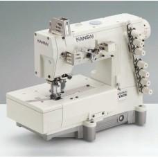Kansai Special WX-8842-1/CS-1 Промышленная плоскошовная швейная машина с плоской платформой (голова)