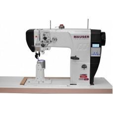 Колонковая промышленная швейная машина Mauser Spezial MS0591-900/83-910/17-911/50 CLN7 голова