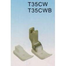 Лапка фторопластовая T35CW 12,5 мм