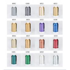 Madeira Rheingold Metallic №40 3000м