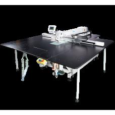 Машина для пришивания деталей по контуру Jack JK-MS-90A (комплект)