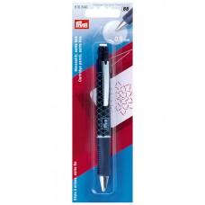 Механический карандаш с белыми грифелями 0.9мм