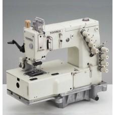 Многоигольная промышленная швейная машина Kansai Special DFB-1404PSF