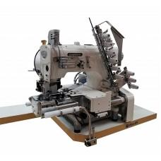 Многоигольная промышленная швейная машина Kansai Special NR-9902-3GU-UTA 4.8-10-10-10