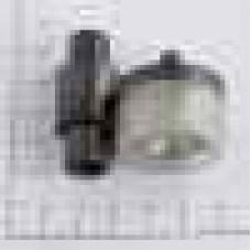 Насадка для джинсовых пуговиц декор 22мм EZ0039/PUCHR0000MT