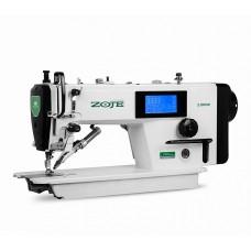 Одноигольная, прямострочная швейная машина ZOJE ZJ9000E-D4S-TP-N2/02 комплект
