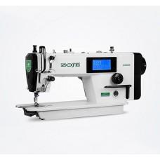 Одноигольная, прямострочная швейная машина ZOJE ZJ9000E-D4S-TP/02 комплект