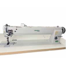 Одноигольная длиннорукавная швейная машина ORIGINAL R20606-1-L30HA (пневмат.)