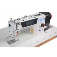 Одноигольная машина с сенсорной панелью управления и автоматикой JATI JT- 6610D-TS (комплект)