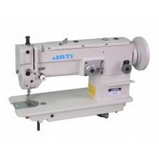 Одноигольная машина зигзагообразного челночного стежка с увеличенным челноком JATI JT-1530 комплект