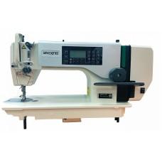 Одноигольная прямострочная машина ZOJE A8000-D4-G/02 комплект