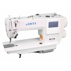 Одноигольная прямострочная швейная машина с автоматикой и сенсорной панелью JATI JT-1969M (комплект)