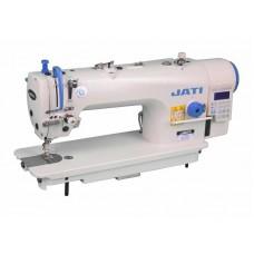 Одноигольная прямострочная швейная машина с игольным продвижением и прямым приводом JATI JT-7903D (комплект)