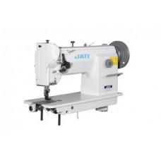 Одноигольная прямострочная швейная машина с унисонным продвижением jati jt-0668  (комплект)