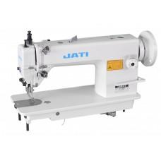 Одноигольная прямострочная швейная машина с верхним и нижним продвижением JATI JT- 0303 комплект