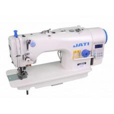 Одноигольная швейная машина с автоматическими функциями и обрезкой края JATI JT-7902D (комплект)