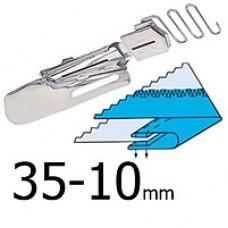 Окантователь на распошив (п.п.) S124 B 10 мм