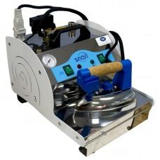 Парогенератор в комплекте с профессиональным электропаровым утюгом Comel SNAIL 3 л