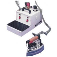 Парогенератор в комплекте с профессиональным электропаровым утюгом Comel UNIKA 1,5 л