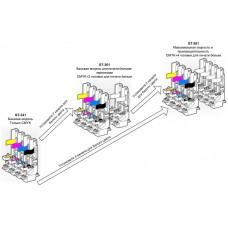 Перестроечный комплект для принтера GT-361 в GT-381 Brother Upgrade Kit 2
