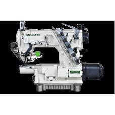 Плоскошовная машина с рукавной платформой ZOJE ZJS2500A-156M-BD-D3C